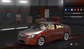 opel insignia 2015 opc opel insignia opc 2009 v1 1 1 30 x ets 2 mods euro truck
