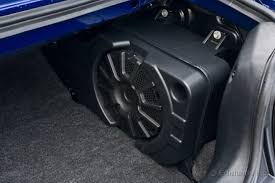 shaker system v6 mustang shaker pro trunk pictures the mustang source ford mustang forums