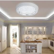 kitchen ceiling lighting ideas modern kitchen led ceiling light surface mounted led l inside