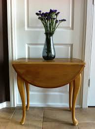 drop leaf end table pair of drop leaf end tables