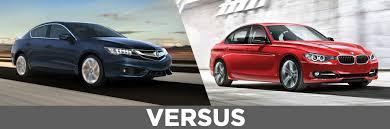 acura vs bmw 2016 acura ilx vs 2015 bmw 3 continental acura of naperville