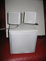 cool looking speakers vogons view topic what speaker setup are you using on your