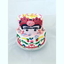 frida kahlo cake boutique de pasteles pinterest frida kahlo