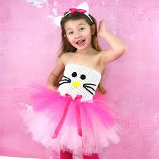 shop sweet pink kitty cat princess cake dress