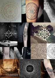 symbolism the yantra inkspiration