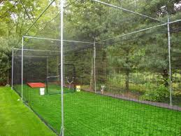 Backyard Batting Cages Reviews Batting Cage Kits U0026 Replacement Nets Promounds