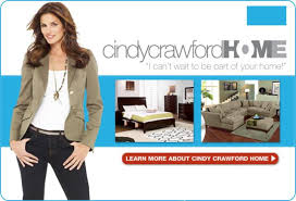 cindy crawford beachside sofa cindy crawford brings her style to chicago furniture store the