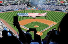 dodgers opening day at chavez ravine la times