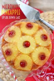microwave pineapple upside down cake mom on timeout