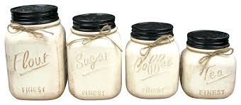 large kitchen canisters kitchen canister sets ceramic and ceramic canisters set of 4 white