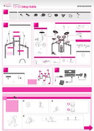 roland drums td 4k user guide manualsonline com