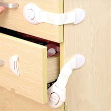 Child Proofing Cabinet Doors Child Safety Drawer Locks Baby Safety Locks Child Proof Cabinets