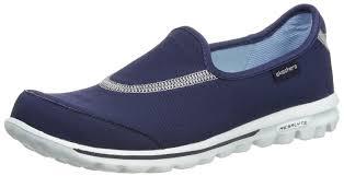 amazon com skechers performance women u0027s go walk slip on walking