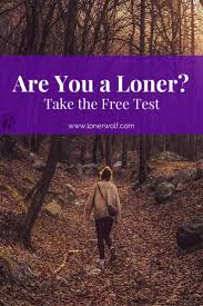 are you a loner test lonerwolf