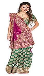 How To Drape A Gujarati Style Saree Learn How To Wear A Saree Saree Draping Classes In Mumbai