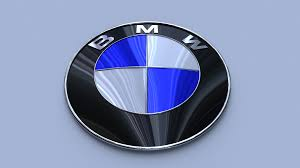 logo bmw 3d 3d rendered logo