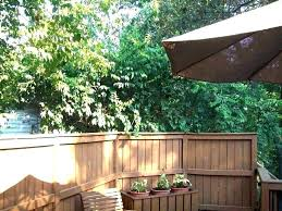 Backyard Privacy Ideas Pergola Ideas For Privacy Deck Wall Ideas Privacy Pergola Ideas
