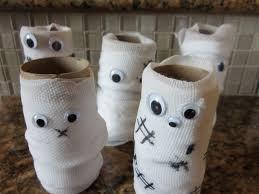 toilet paper halloween carole u0027s crafty corner toilet paper roll mummies