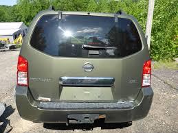 pathfinder nissan 2005 nissan pathfinder se 161030 east coast auto salvage