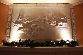 Drywall Design Ideas Drywall Worker Creates Stunning 3d Art Using Only Joint Compound