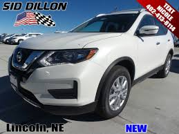 nissan rogue tire pressure new 2017 nissan rogue sv suv in lincoln 4n17286 sid dillon auto