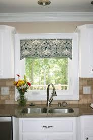 delightful kitchen valances for windows luxury modern kitchen
