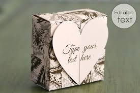 diy favor box template printable free gift box templates to print make paper boxes