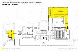 kimbell art museum floor plan asian art museum floor plan u2013 edomu