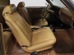 Saddle Interior 1970 Monte Carlo Bench Seat Interior Photos