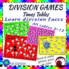 games to memorize multiplication tables math games bump games learning division facts times tables math