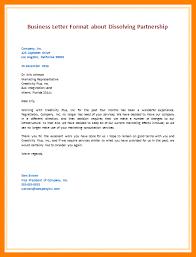 Semi Block Letter Format Business Letter 5 Business Letter Format Monthly Budget Forms