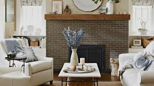 Fireplace Design Ideas - Living rooms with fireplaces design ideas