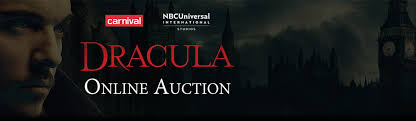 sink your teeth into our new dracula auction prop store