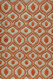Large Orange Rug Flat Weave Area Rugs Bungalow Rose Yareli Red Orange Area Rug Area