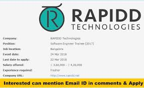 best resume format for engineering students freshersvoice wipro rapidd technologies freshers recruitment drive as software