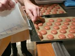 cours de cuisine le notre graine de macarons ecole de pâtisserie du pavillon elysée lenôtre