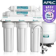 crystal clear supply water filter reverse osmosis faucet brushed