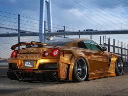 nissan gtr matte blue one million dollar gold plated car nissan gt r x auto news
