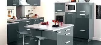meuble cuisine laqué meuble de cuisine noir laque brainukraine me
