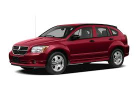 2008 dodge caliber new car test drive