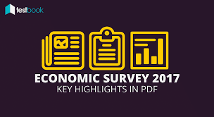 economic survey 2017 of india key points in pdf testbook blog