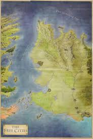 Got Map Everything A Map Of Jon Snows Journey Compared To The White
