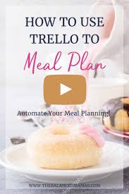 printable meal planner template best 25 meal planning templates ideas on pinterest menu meal planning on a budget meal planning can be a drag if you re not organized in this post i detail how to use trello to organize and plan your meals to