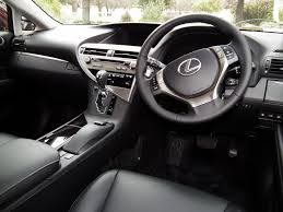 latest lexus suv 2015 lexus rx review and photos