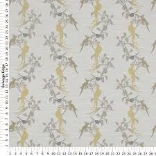 Upholstery Fabric Prints Bolzano Birds Upholstery Fabric Heavyweight Upholstery Fabric