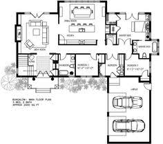 Bungalo Floor Plan Ansley Ii Accessible Bungalow Floor Plan 24x49 Craftsman House