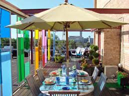 Urban Patio Ideas by Backyard Privacy Ideas