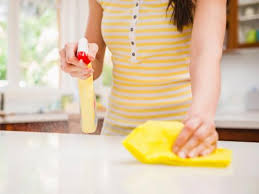 what is the best way to clean kitchen cabinets how to clean and sanitize your kitchen food network