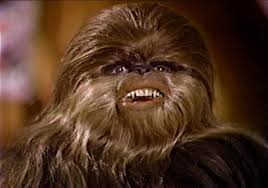 Chewbacca Memes - kylo ren is chewbacca s son lumpy who turned to the dark side