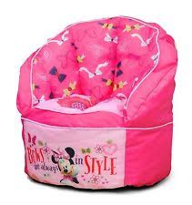 girls u0027 bean bags and inflatables ebay